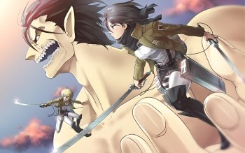 Anime - Attack On Titan Wallpapers and Backgrounds ID : 415966