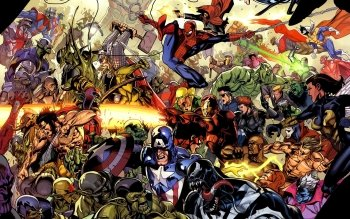 Comics - Marvel Wallpapers and Backgrounds ID : 415993