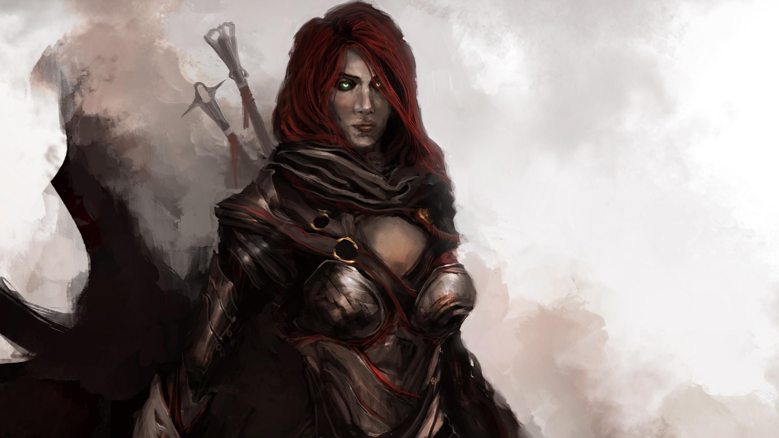 Black Widow HD Wallpaper | Background Image | 2560x1440 | ID