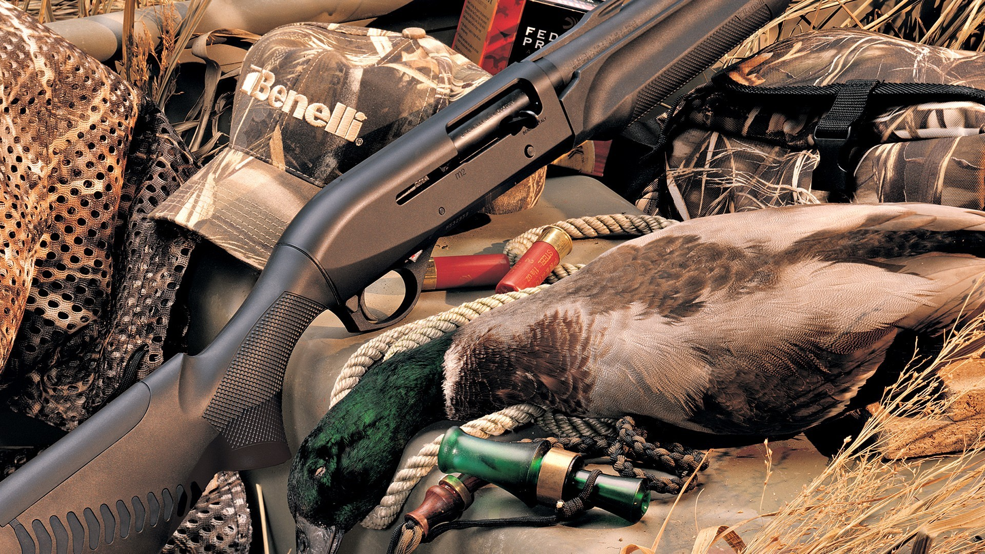 Benelli M2 Full HD Wallpaper And Background Image