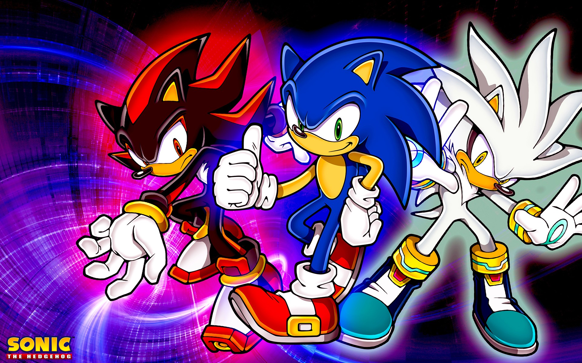 Sonic The Hedgehog (2006) Full HD Wallpaper And Background