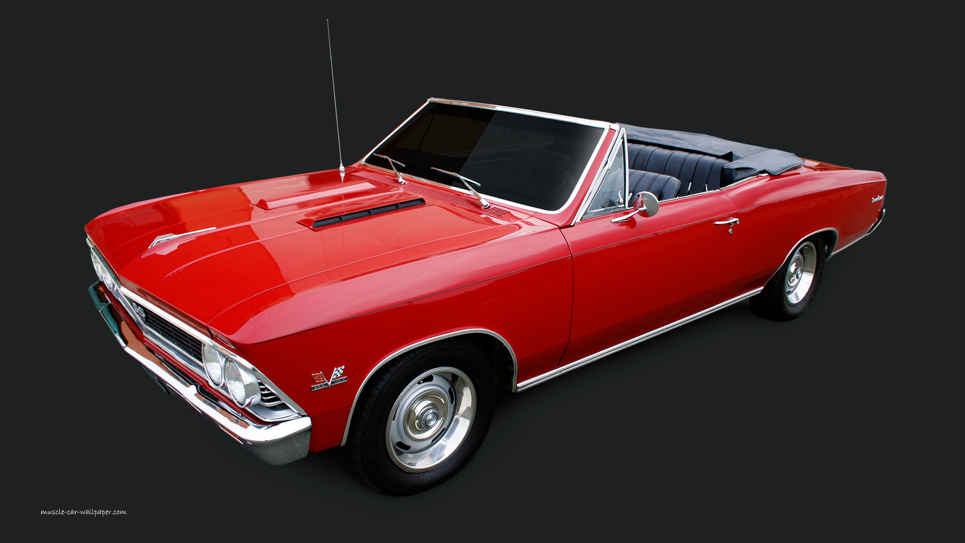 1 1966 Chevelle Ss Hd Wallpapers Backgrounds Wallpaper