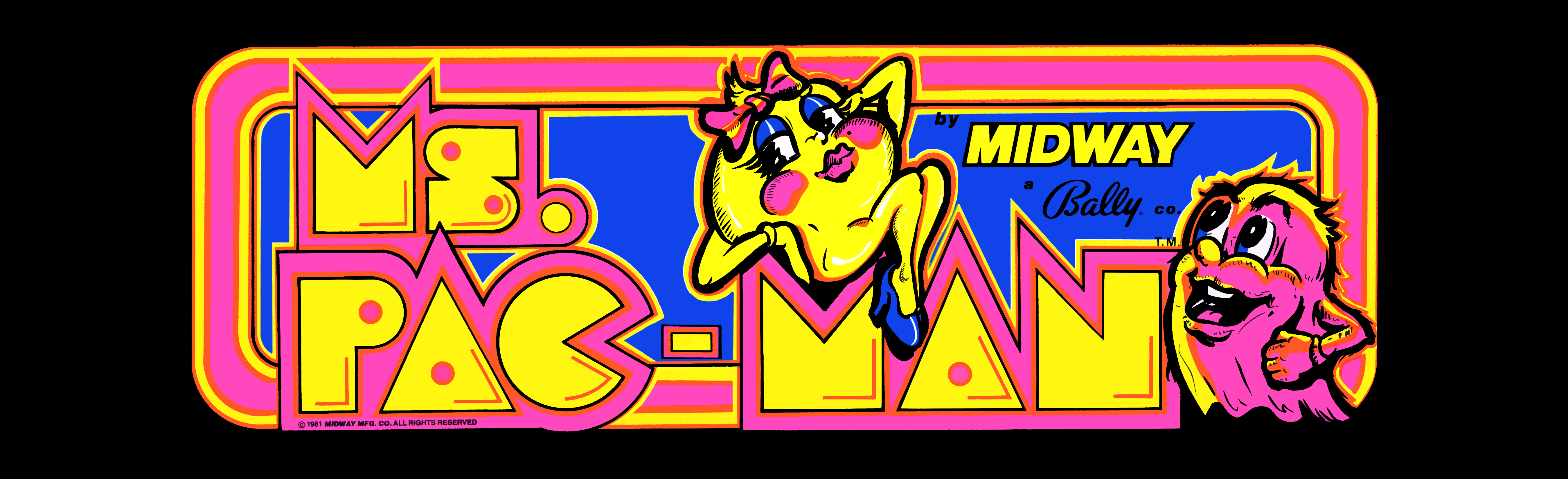 Ms  Pac man HD Wallpapers   Backgrounds   Wallpaper Abyss