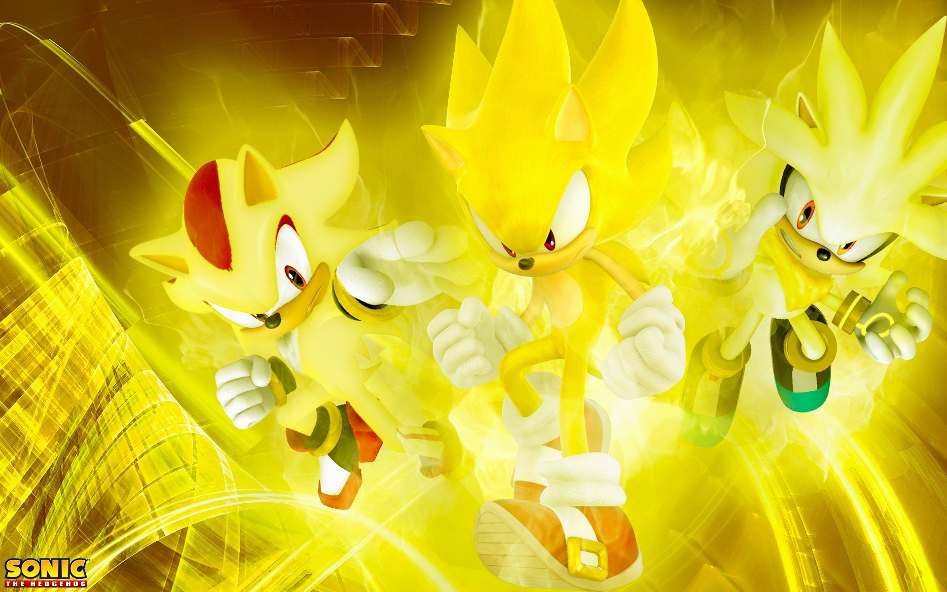 658 Sonic HD Wallpapers