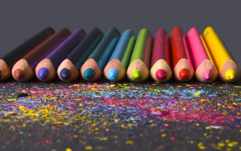 Fotografie - Pencil Wallpapers and Backgrounds ID : 416279