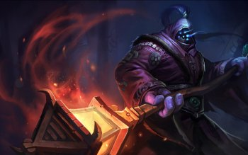 Video Game - League Of Legends Wallpapers and Backgrounds ID : 416443