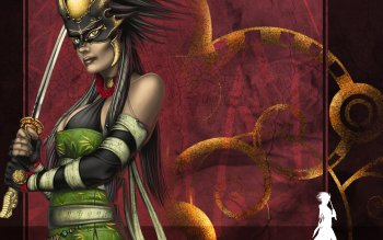 Fantasy - Women Warrior Wallpapers and Backgrounds ID : 416699