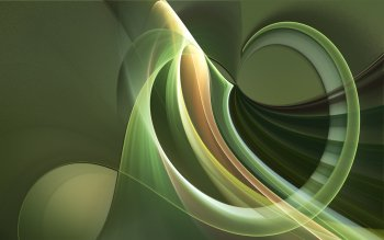 Abstract - Green Wallpapers and Backgrounds ID : 416906