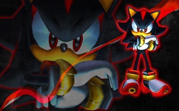 Video Game Sonic Adventure 2 Battle Sonic Shadow the Hedgehog Sonic Adventure 2 HD Wallpaper | Background Image