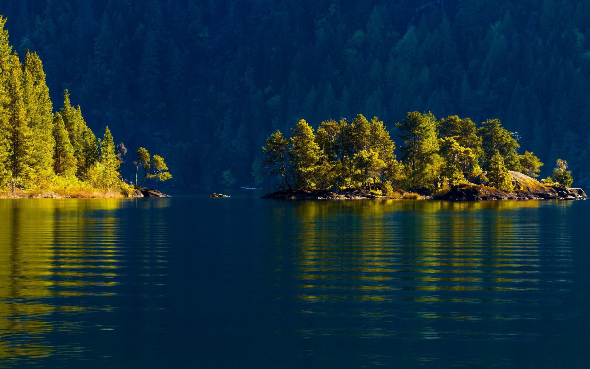 Lake HD Wallpaper