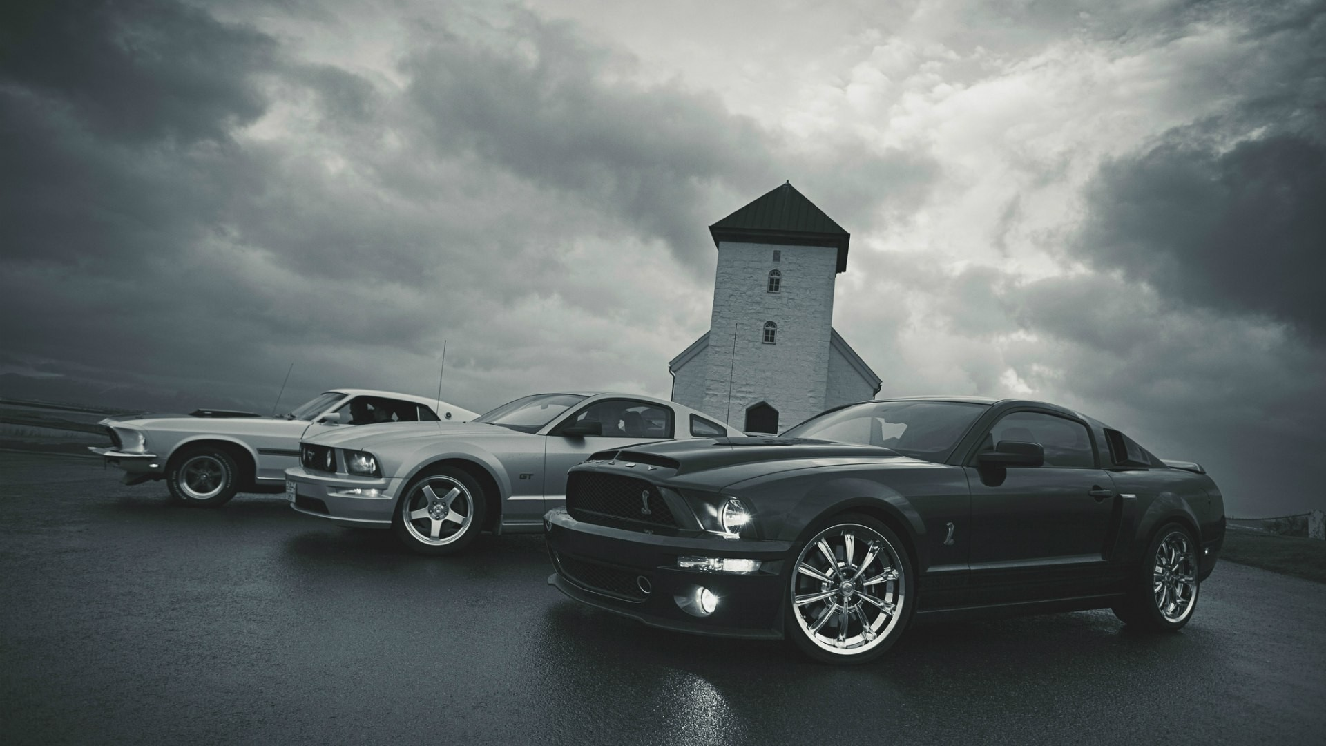 Ford Mustang Hd Wallpaper Background Image 1920x1080 Id 417332