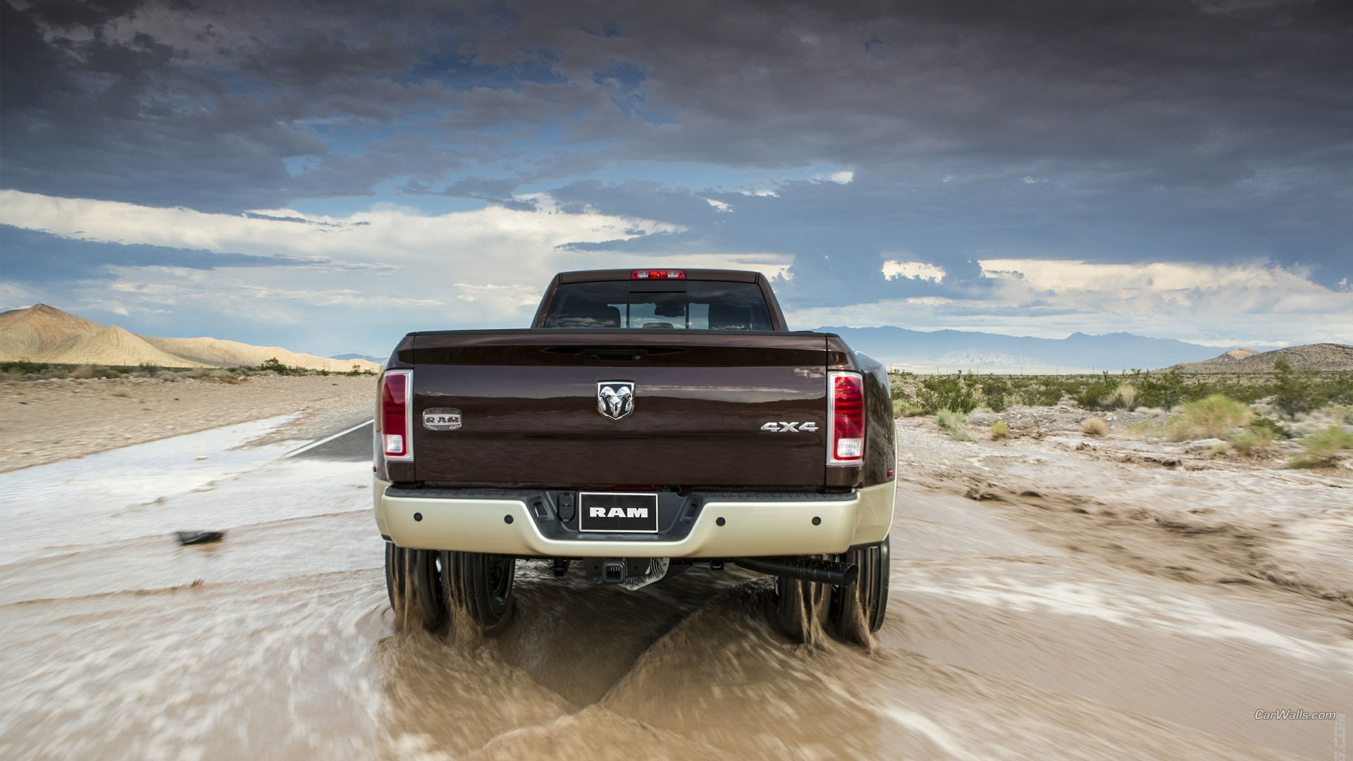 Dodge Ram 3500 Full HD Wallpaper And Background Image