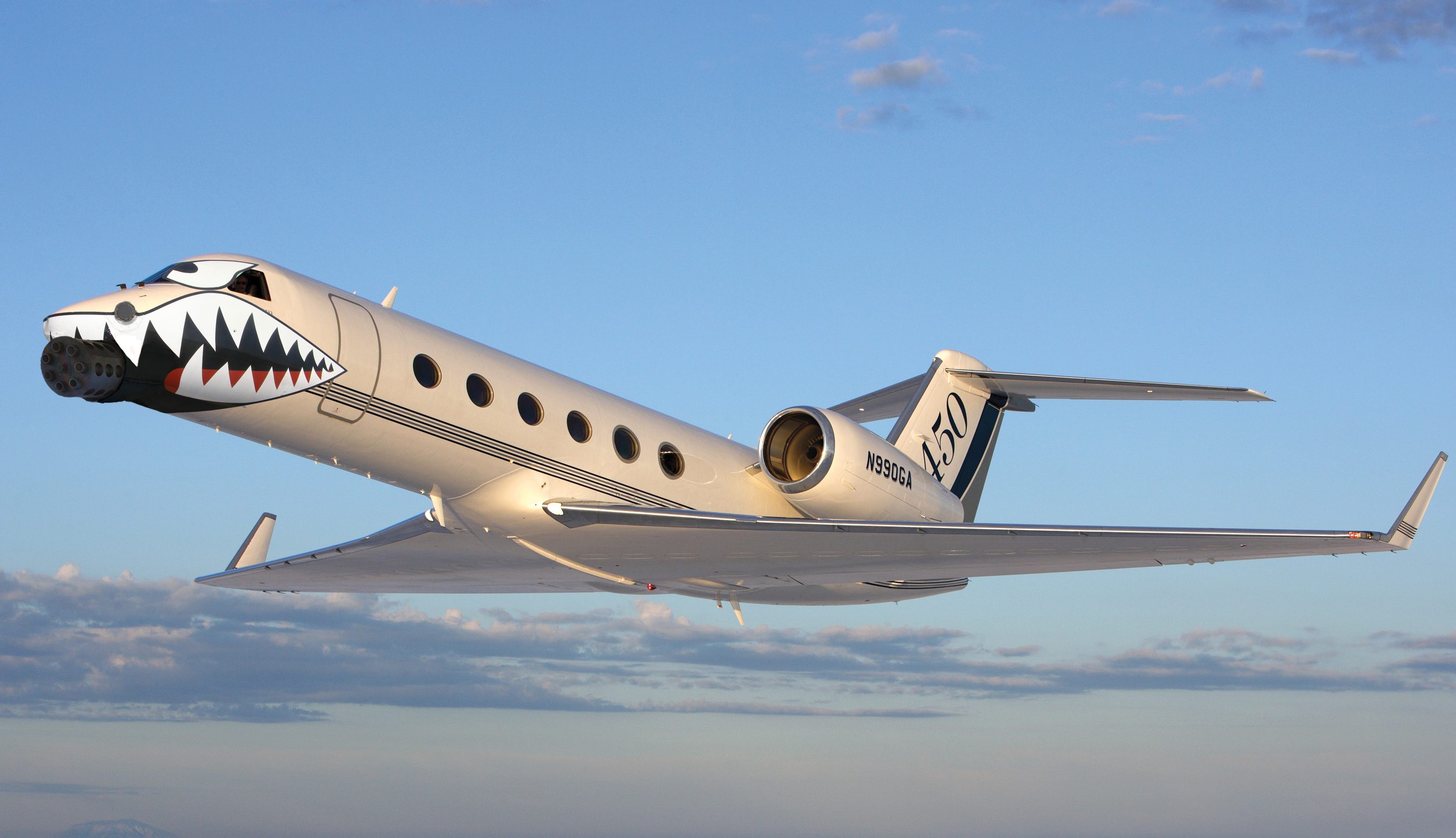 1 Gulfstream G450 Hd Wallpapers Background Images