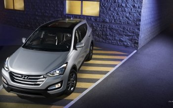 Vehicles - Hyundai Santa Fe Wallpapers and Backgrounds ID : 417519