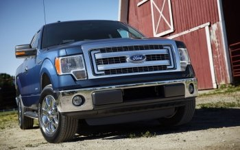 Vehicles - Ford F-150 Wallpapers and Backgrounds ID : 417552
