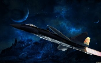 Militärt - Jet Fighter Wallpapers and Backgrounds ID : 417799