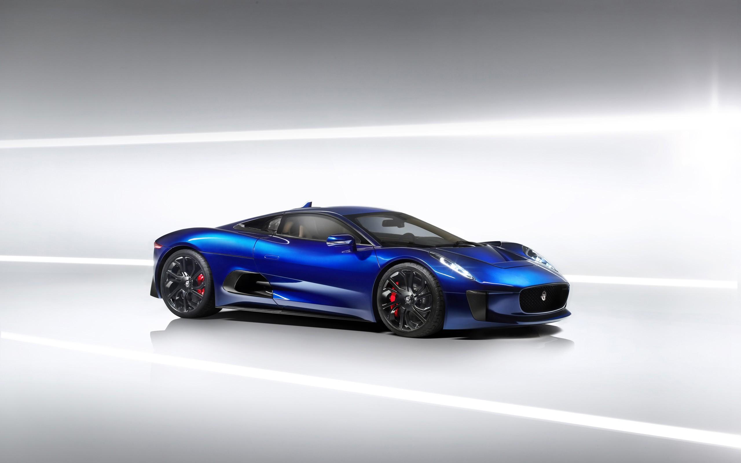 Jaguar C X75 Fondo De Pantalla Hd Fondo De Escritorio