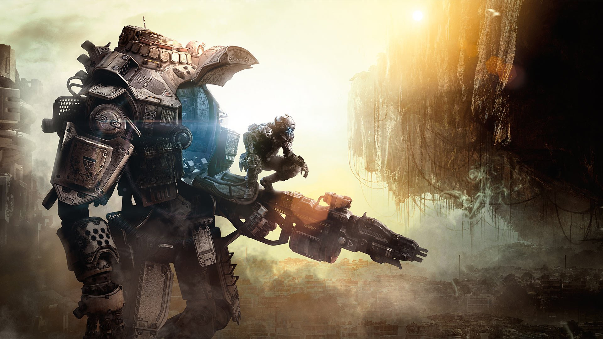 71 titanfall hd wallpapers | background images - wallpaper abyss
