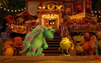 Movie - Monsters University Wallpapers and Backgrounds ID : 418016