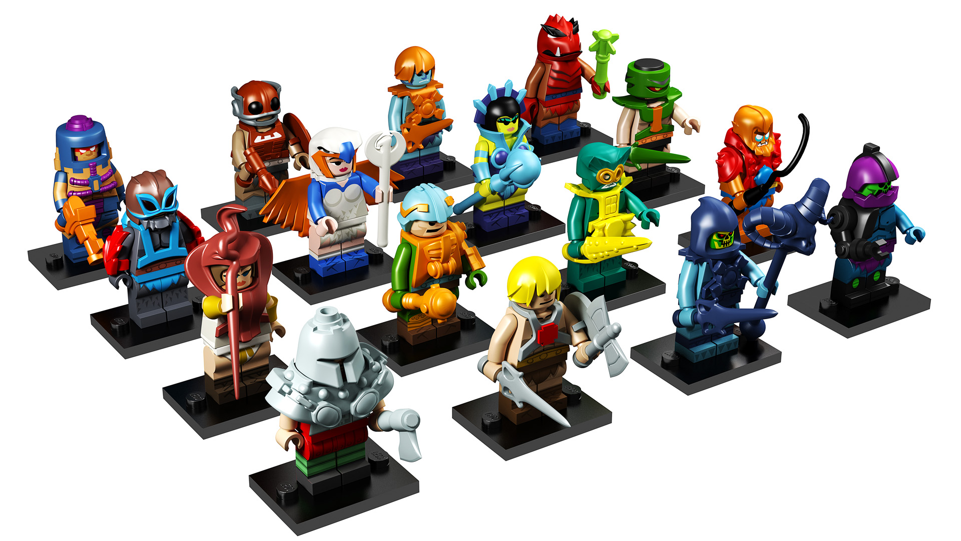 Lego he man masters of the universe full hd wallpaper and - Lego wallpaper ...
