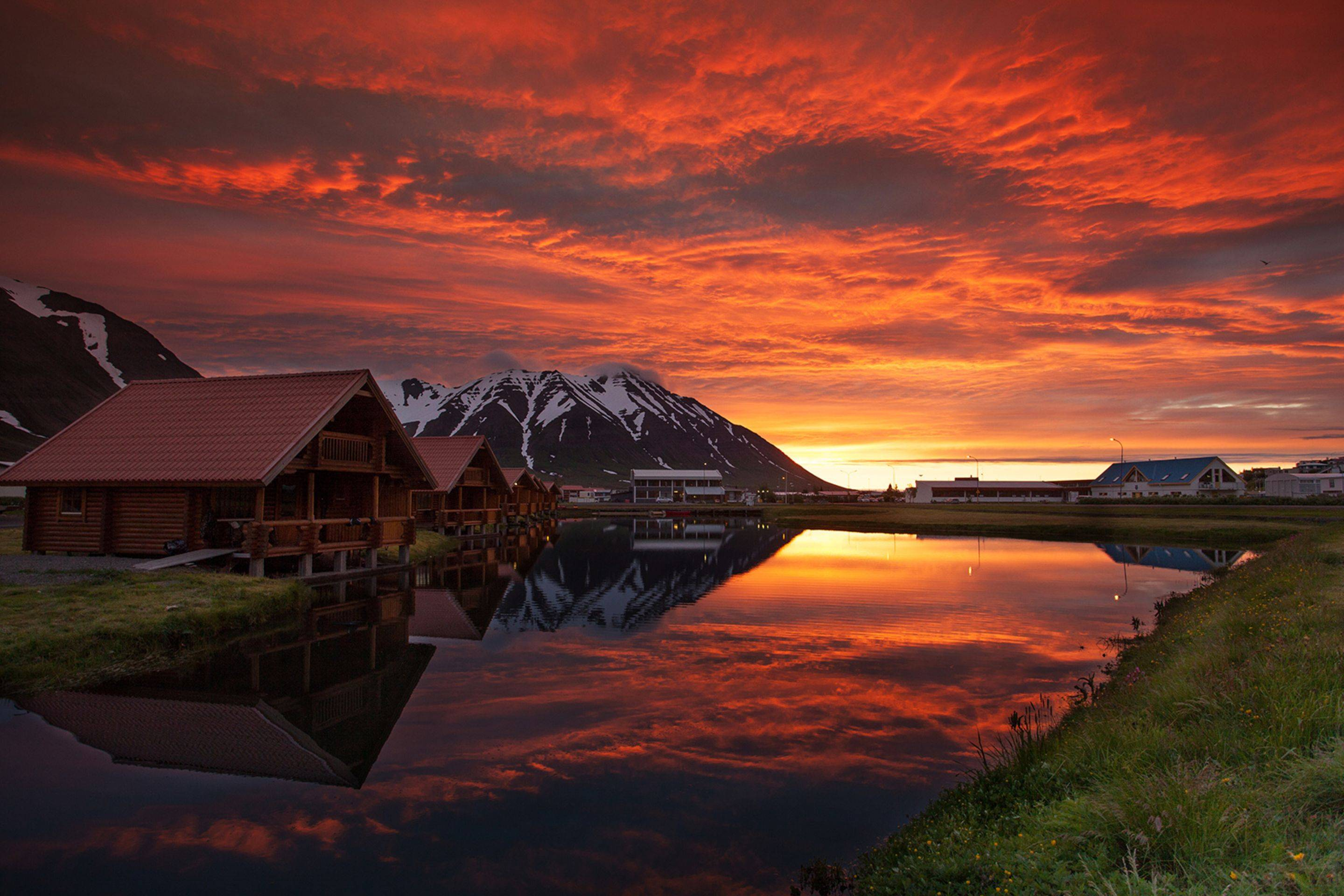 Iceland HD Wallpapers Backgrounds Wallpaper