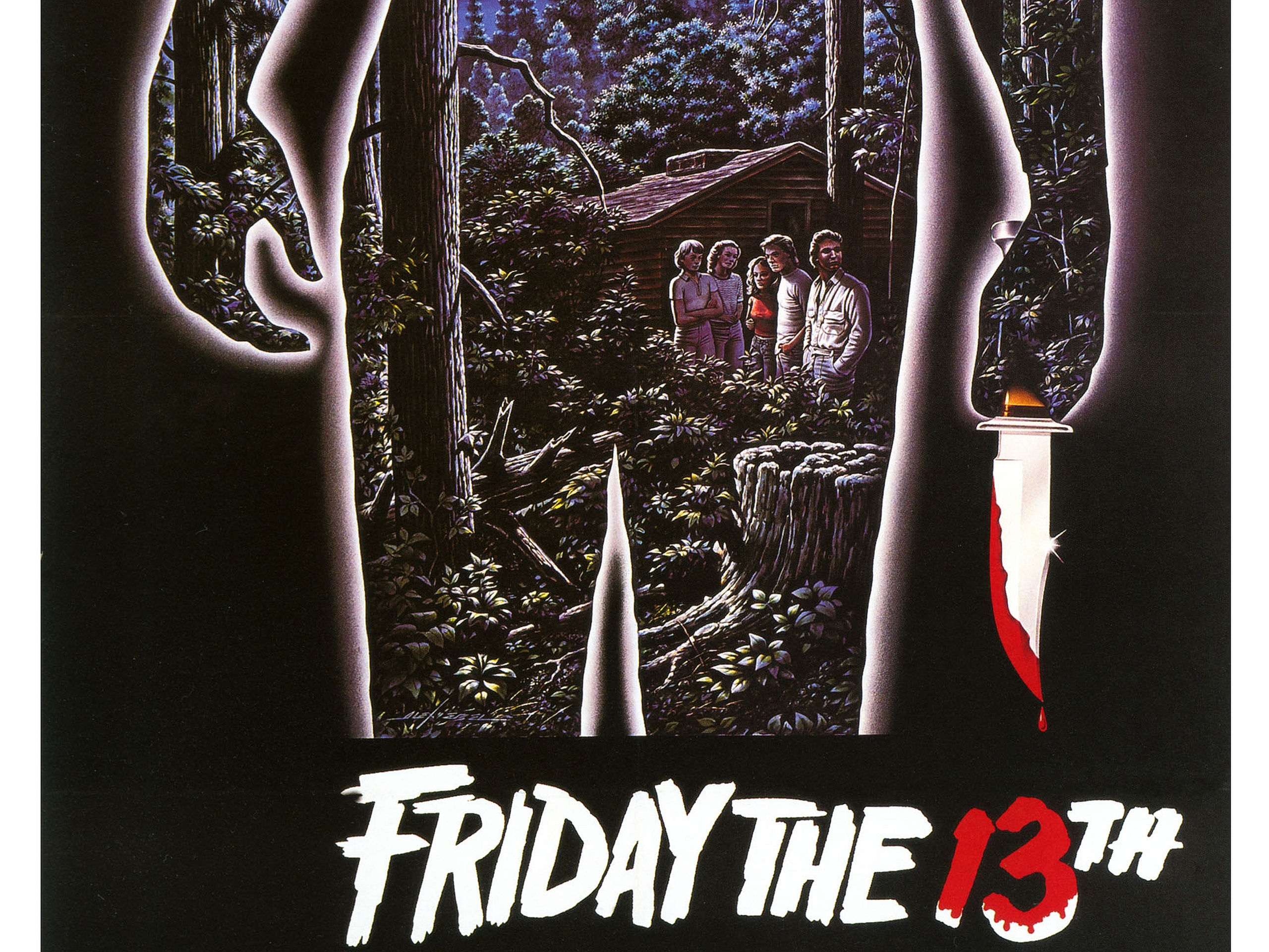 Friday the 13th 1980 computer wallpapers desktop - Friday the thirteenth wallpaper ...