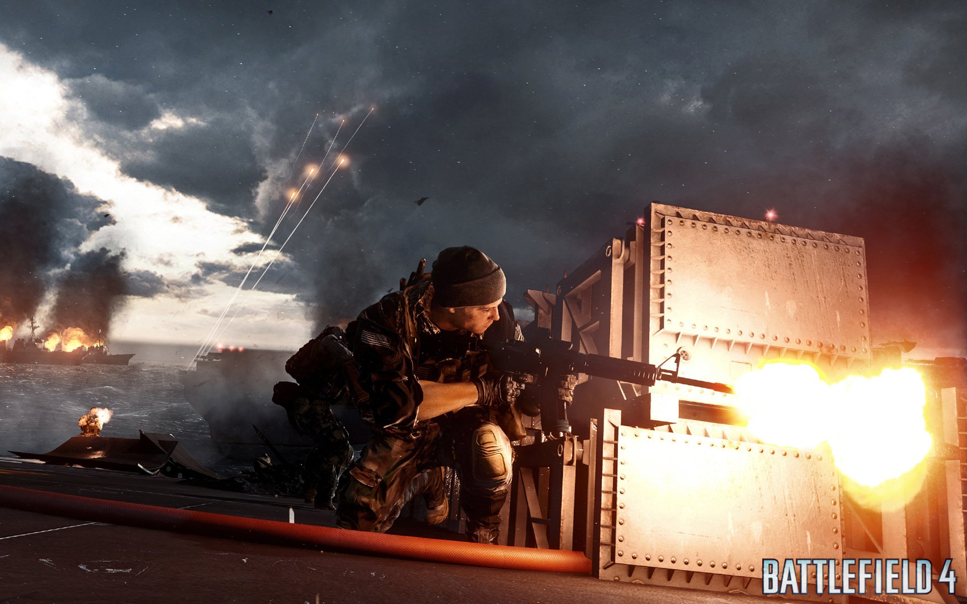Battlefield 4 Full HD Wallpaper and Background | 1920x1200 ...