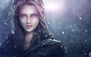 Fantasy - Women Wallpapers and Backgrounds ID : 419589