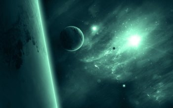 Sci Fi - Planets Wallpapers and Backgrounds ID : 419640