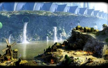 Fantasy - City Wallpapers and Backgrounds ID : 419854
