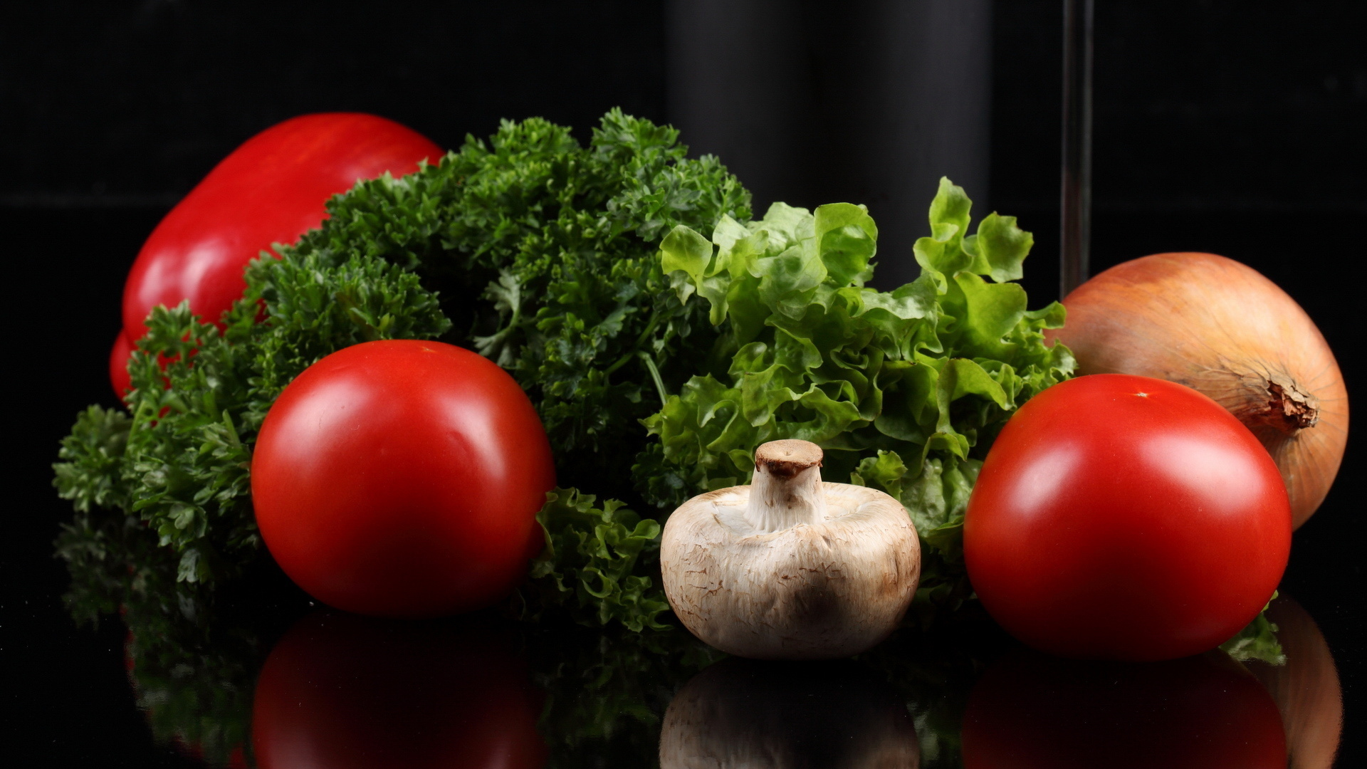 Vegetables HD Wallpaper | Background Image | 1920x1080 ...
