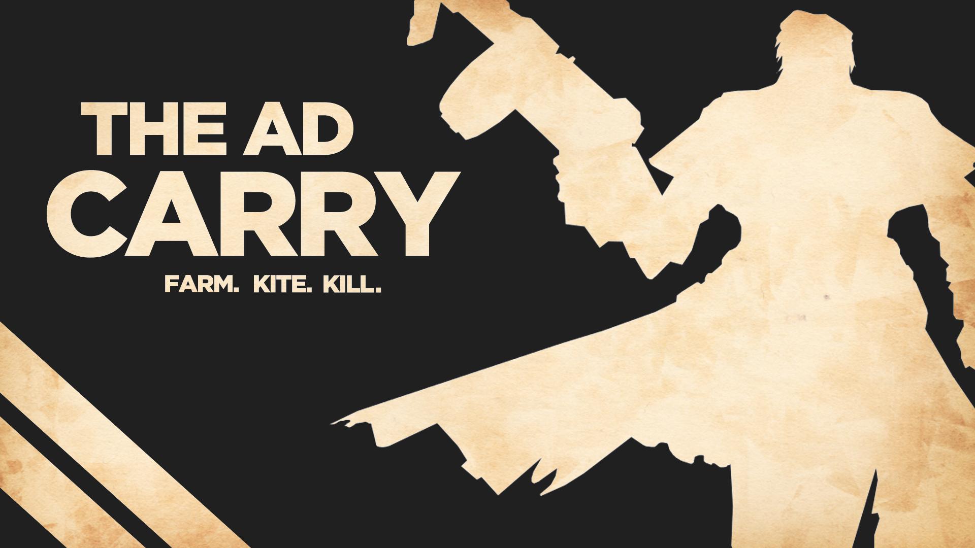 The AD Carry Fondo de pantalla HD | Fondo de Escritorio ...