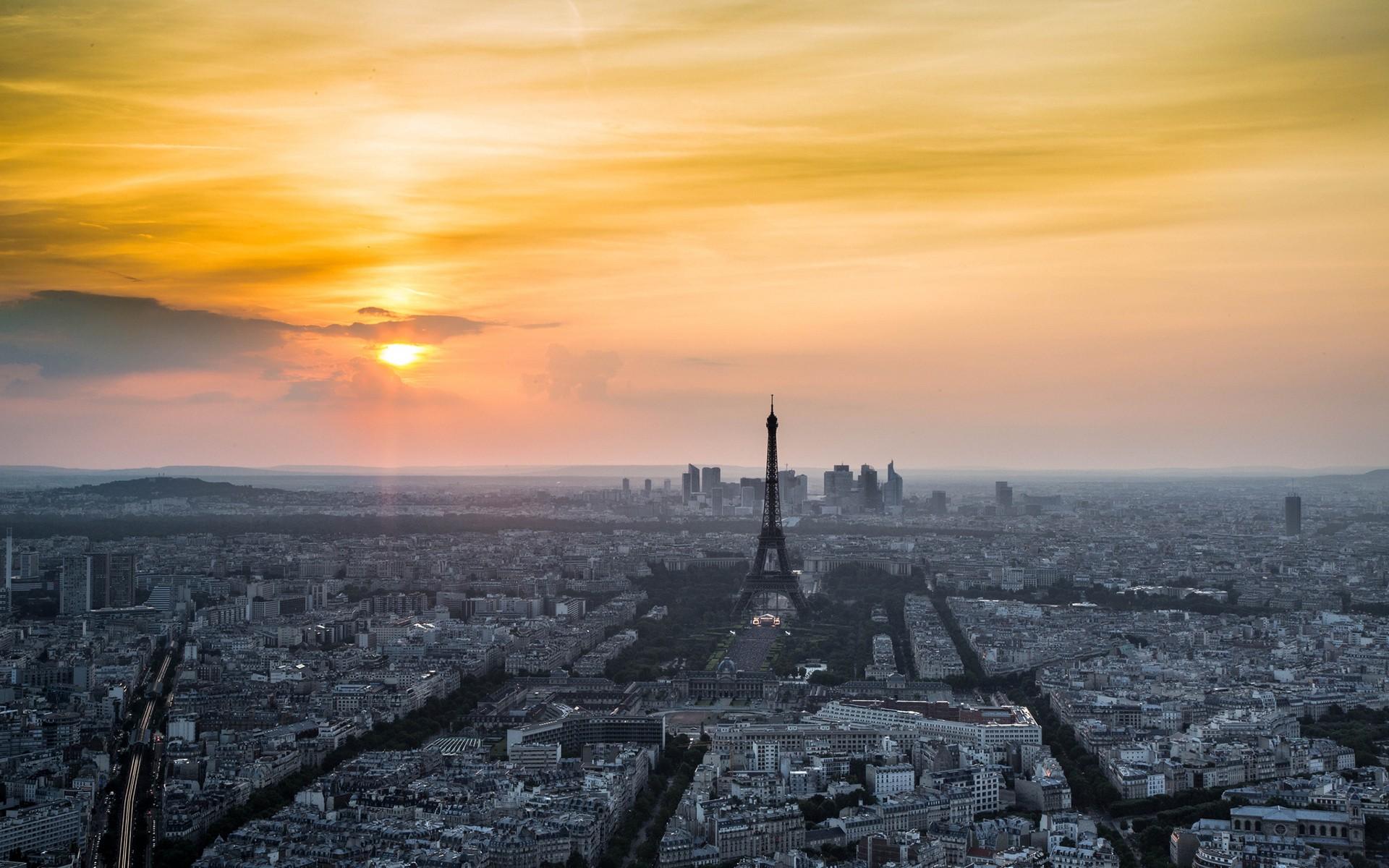 Hd wallpaper eiffel tower - Man Made Eiffel Tower Wallpaper