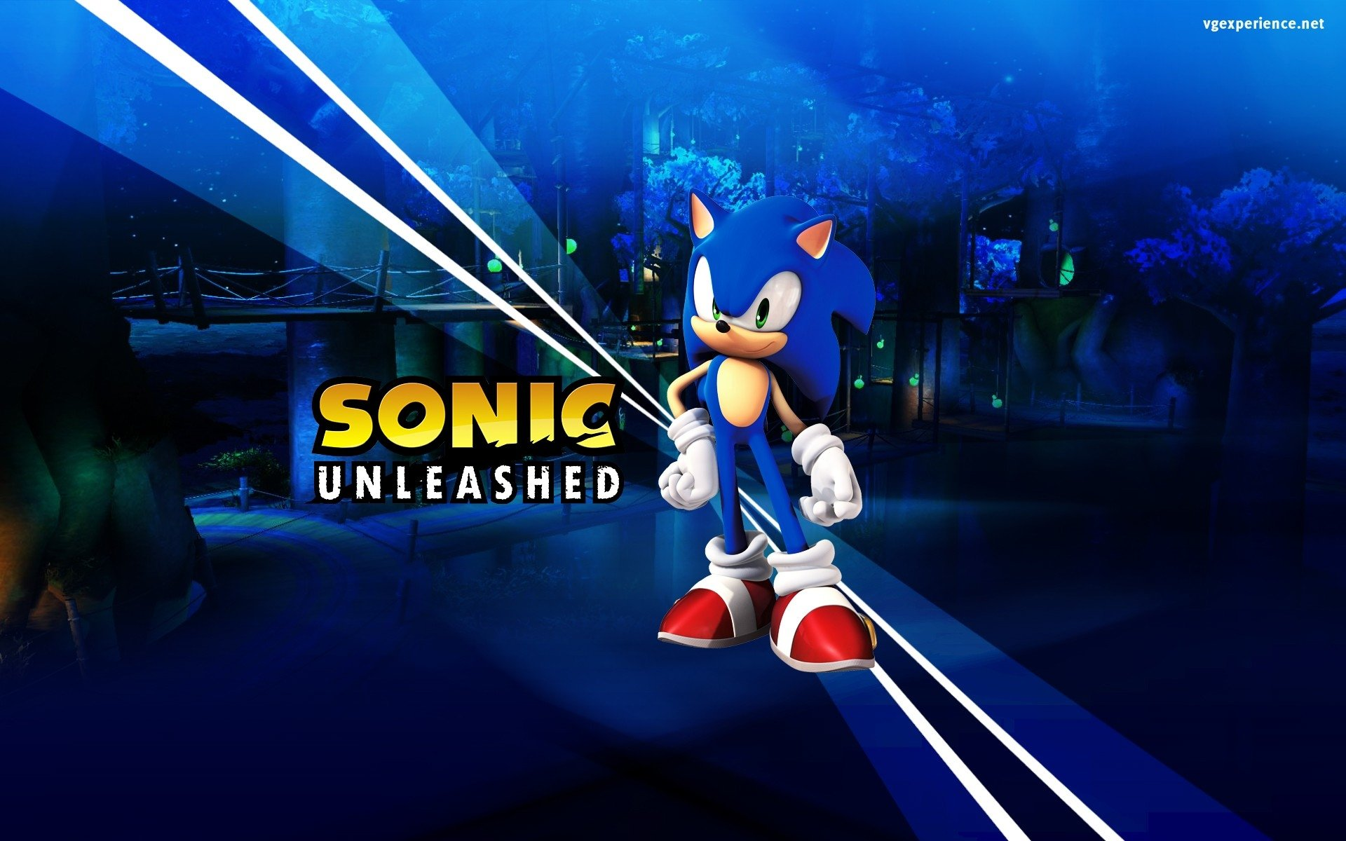 Sonic Unleashed Fondo De Pantalla Hd Fondo De Escritorio