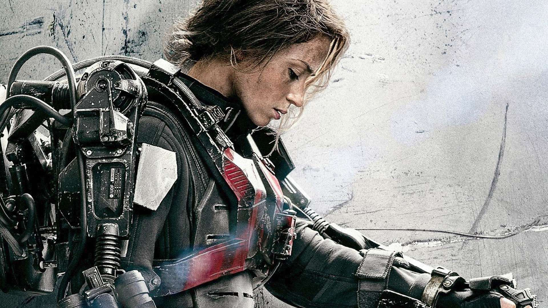 43 Edge Of Tomorrow Hd Wallpapers Background Images Wallpaper