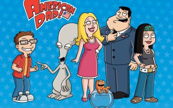 TV Show - American Dad! Wallpapers and Backgrounds ID : 420296