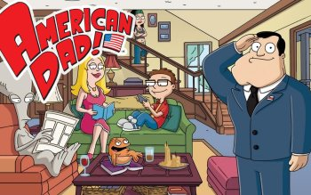 TV Show - American Dad! Wallpapers and Backgrounds ID : 420298
