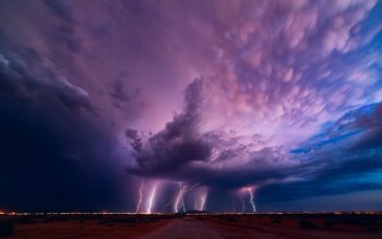 Photography - Lightning Wallpapers and Backgrounds ID : 420449