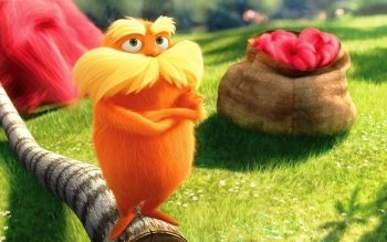 Movie - The Lorax Wallpapers and Backgrounds ID : 420605