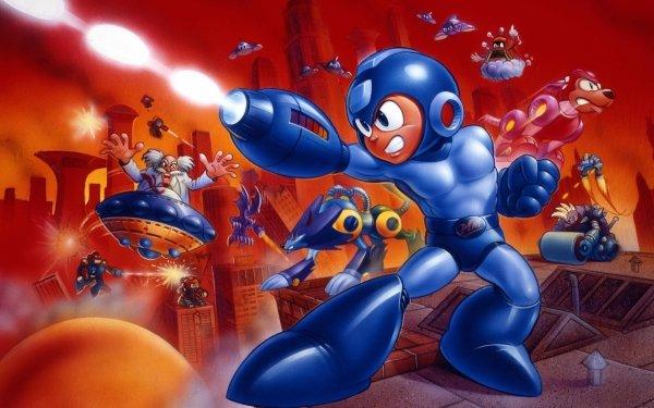 Video Game Mega Man 7 Mega Man Albert W. Wily HD Wallpaper | Background Image