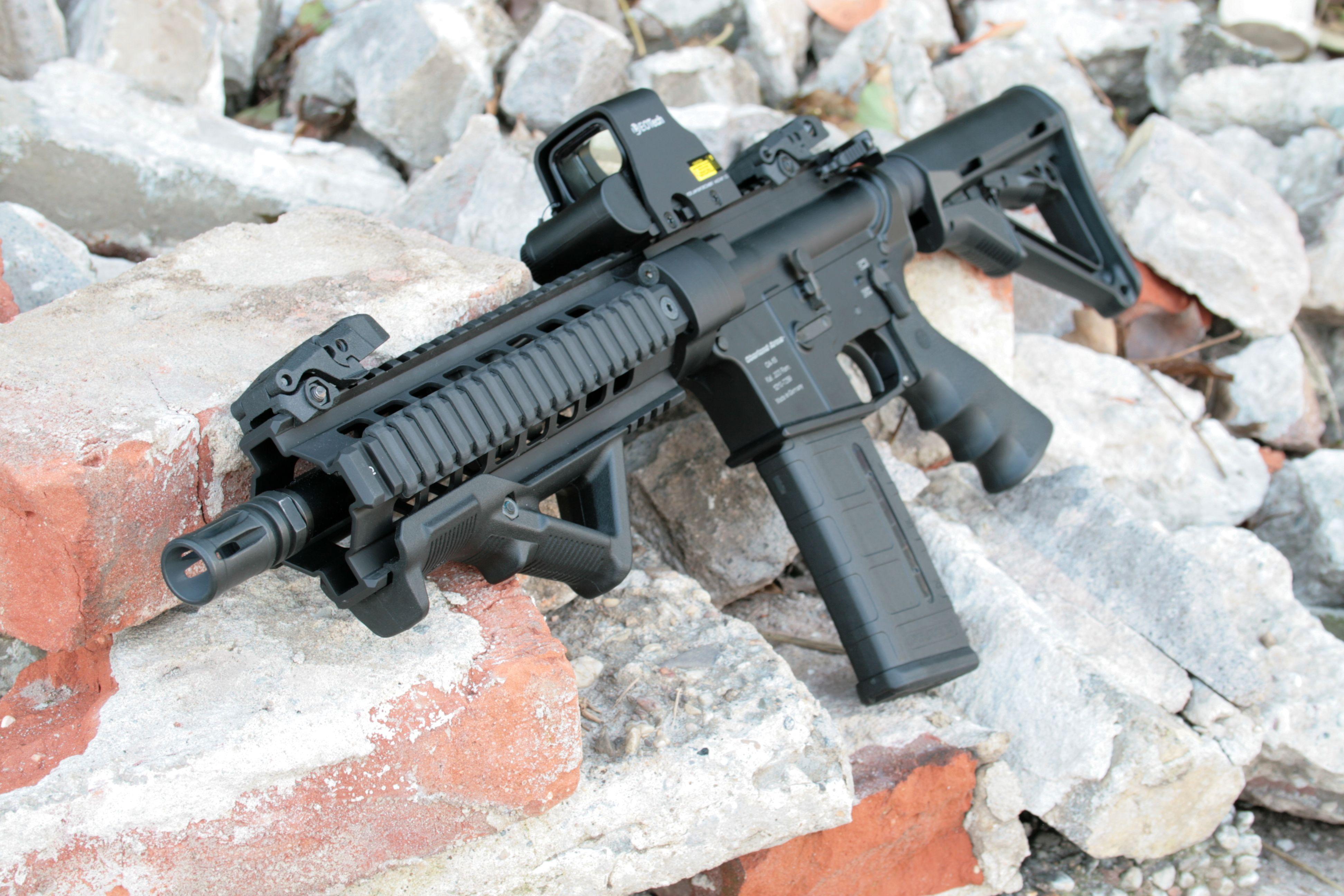 Colt AR 15 4k Ultra HD Wallpaper