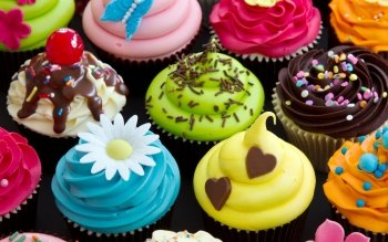 Alimento - Cupcake Wallpapers and Backgrounds ID : 421304