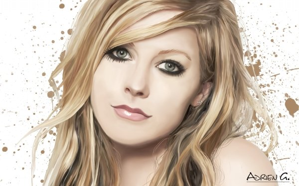 Music Avril Lavigne Singers Canada HD Wallpaper | Background Image