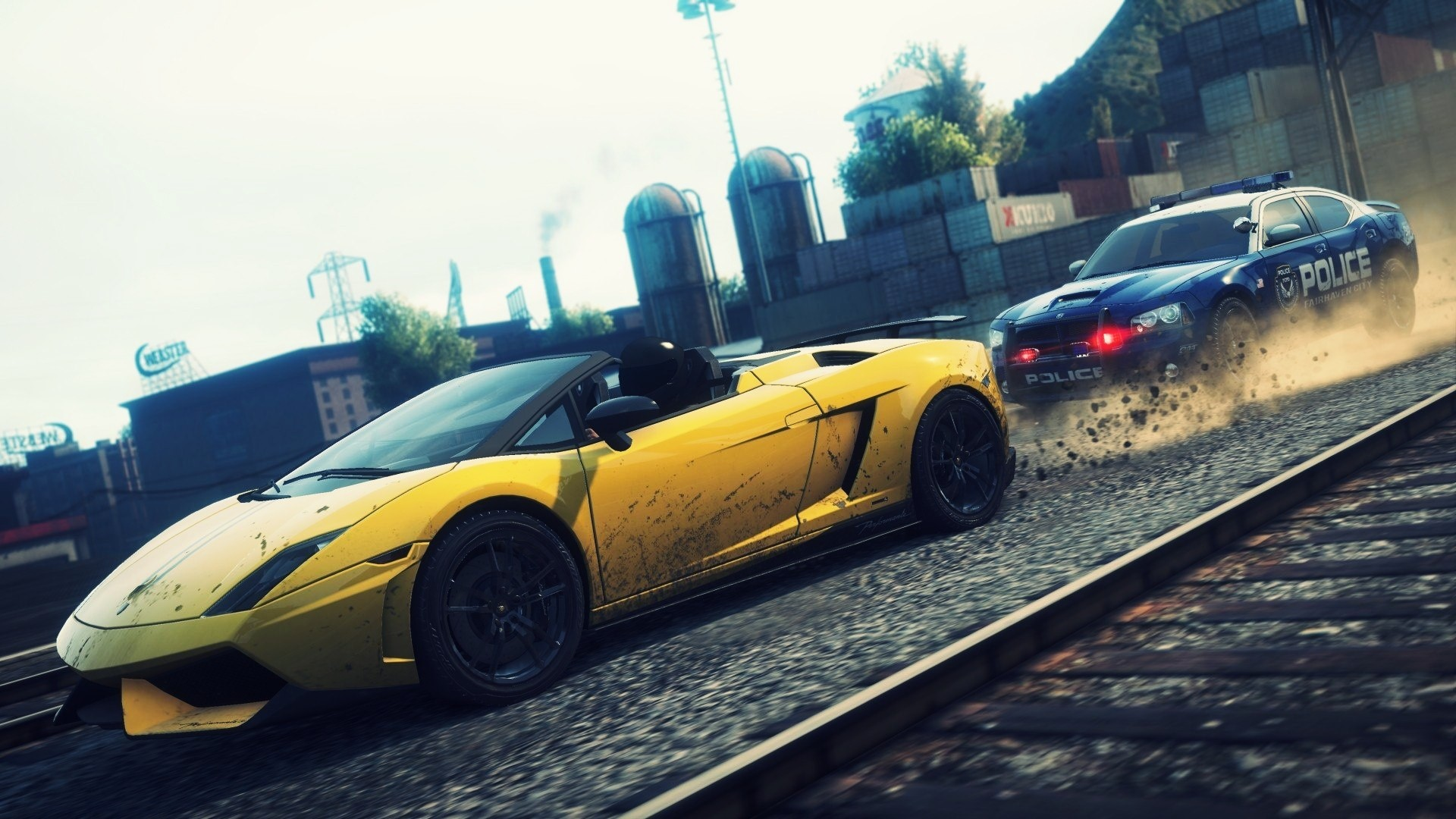 Wallpapers ID422221 Download Next Wallpaper Prev Need For Speed Most Wanted 2