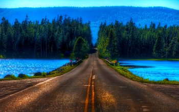 Man Made - Road Wallpapers and Backgrounds ID : 422102