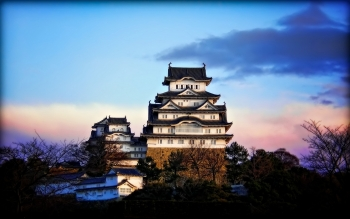 Man Made - Himeji Castle Wallpapers and Backgrounds ID : 422306