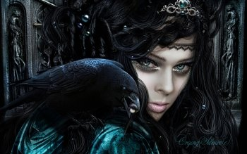 Fantasy - Women Wallpapers and Backgrounds ID : 422549