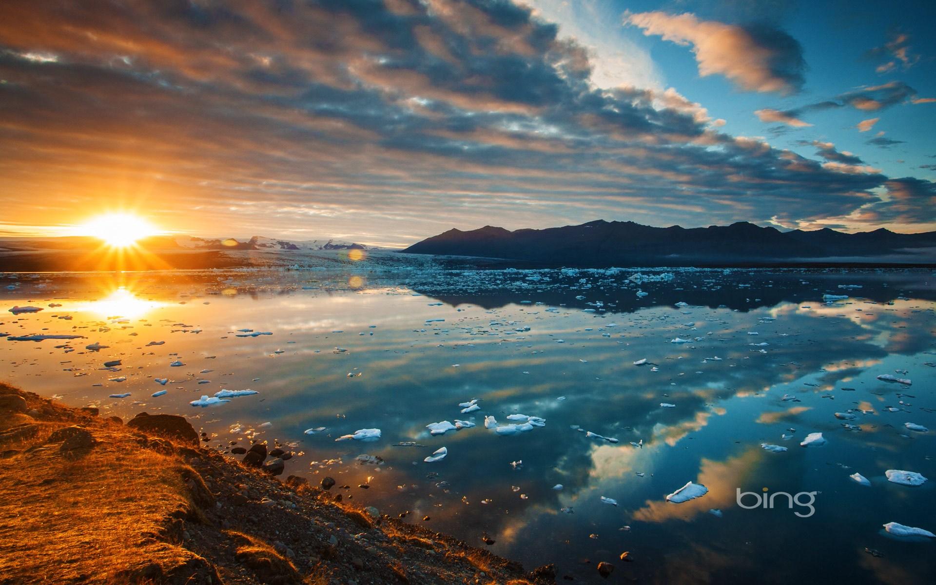 bing desktop wallpaper sunset - photo #9
