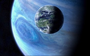 Science-Fiction - Planeten Wallpapers and Backgrounds ID : 423189