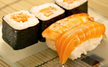 Alimento - Sushi Wallpapers and Backgrounds ID : 423312